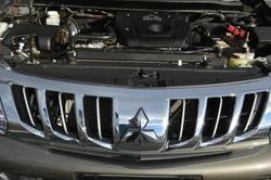 2016 Mitsubishi Triton Exceed MQ MY16 4X4 Dual Range Titanium
