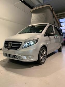 2021 Mercedes-Benz Marco Polo ACTIVITY 220d 447 Silver