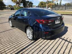 2017 Mazda MAZDA3 MAZDA3 L 6AUTO SEDAN SP25 GT Deep Crystal Blue
