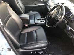 2016 Toyota Camry Atara SL AVV50R Indigo