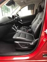 2014 Mazda CX-5 Akera KE Series MY14 AWD Soul Red