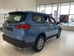 2021 LDV D90 Executive SV9A Blue