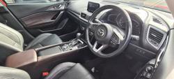 2017 Mazda 3 SP25 Astina BN Series Red