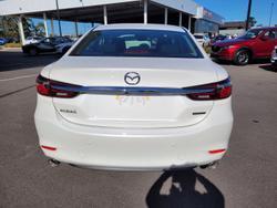 2021 Mazda 6 Sport GL Series Snowflake White Pearl