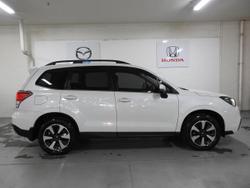 2018 Subaru Forester 2.5i-L S4 MY18 AWD White
