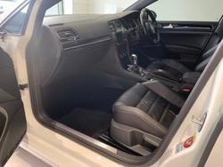 2015 Volkswagen Golf R 7 MY16 Four Wheel Drive Pure White