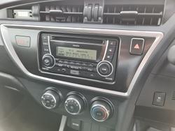 2013 Toyota Corolla Ascent ZRE182R Black