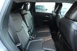 2021 Jeep Cherokee Limited KL MY21 4X4 On Demand Silver