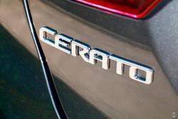 2021 Kia Cerato Sport+ BD MY21 Platinum Graphite