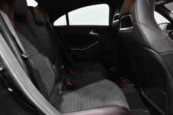 2018 Mercedes-Benz CLA-Class CLA200 C117 Black