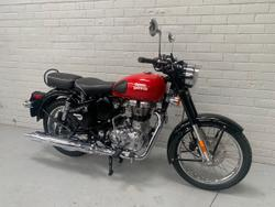 2021 Royal Enfield CLASSIC 500 REDDITCH ABS ?
