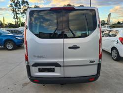 2017 Ford Transit Custom 290S VN Silver