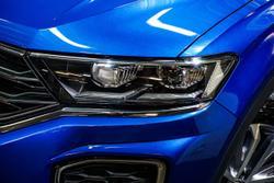 2021 Volkswagen T-Roc 110TSI Style A1 MY21 Blue