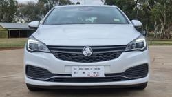 2017 Holden Astra R+ BK MY18 White