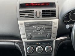 2009 Mazda 6 Classic GH Series 1 MY09 Silver