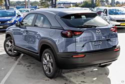 2021 Mazda MX-30 G20e Evolve DR Series Polymetal Grey