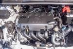 2013 Toyota Yaris YR NCP130R Silver