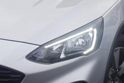 2019 Ford Focus Active SA MY19.75 Silver