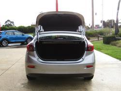 2015 Mazda 3 Maxx BM Series Aluminium