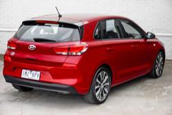 2018 Hyundai i30 Trophy PD2 MY18 Fiery Red