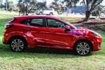 2020 Ford Puma ST-Line JK MY20.75 Red