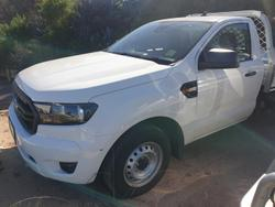 2020 Ford Ranger XL PX MkIII MY20.75 Arctic White