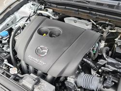 2018 Mazda 3 Neo Sport BN Series Sonic Silver