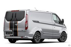 2020 Ford Transit Custom 320S Sport VN MY21.25 Moondust Silver