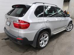 2009 BMW X5 xDrive30d Executive E70 MY09 4X4 Constant Silver