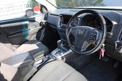 2017 Holden Colorado LT RG MY17 White