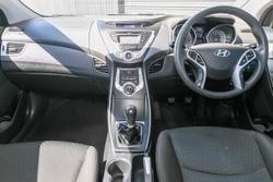 2011 Hyundai Elantra Active MD Black