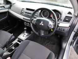2007 Mitsubishi Lancer VR CJ MY08 Silver