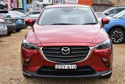 2019 Mazda CX-3 sTouring DK Soul Red Crystal