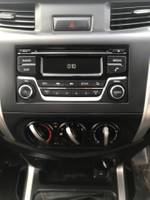 2017 Nissan Navara DX D23 Series 2 4X4 Dual Range White