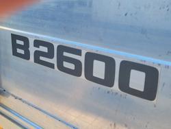 2003 Mazda Bravo DX B2600 Jeans Blue