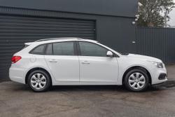 2016 Holden Cruze CD JH Series II MY16 White