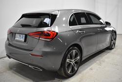 2018 Mercedes-Benz A-Class A200 W177 Mountain Grey