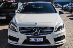 2014 Mercedes-Benz A-Class