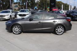 2018 Mazda 3 SP25 BN Series Grey