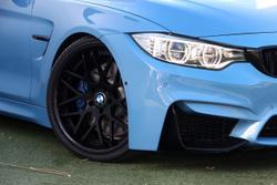 2014 BMW M4 F82 Blue