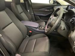 2021 Mazda CX-30 G20 Pure DM Series Titanium Flash
