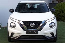 2020 Nissan JUKE ST-L F16 White