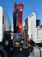 2015 Isuzu FVD1000 2 Way Tipper and Crane