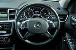 2014 Mercedes-Benz M-Class ML350 BlueTEC W166 4X4 Constant White
