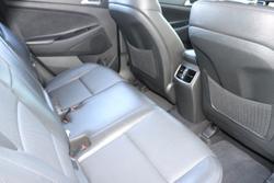 2016 Hyundai Tucson Highlander TLe AWD Silver