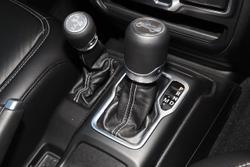 2019 Jeep Wrangler Overland JL MY19 4X4 Dual Range White