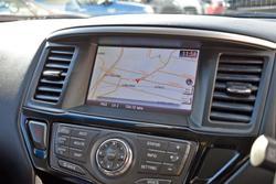 2014 Nissan Pathfinder ST-L R52 MY14 4X4 On Demand Black Obsidian