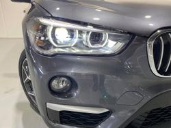 2016 BMW X1 sDrive18d F48 Grey