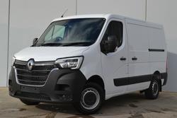 2021 Renault Master Pro 110kW X62 Phase 2 MY21 WHITE SWB AUTO