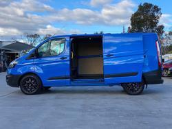 2017 Ford Transit Custom 340L VN Blue